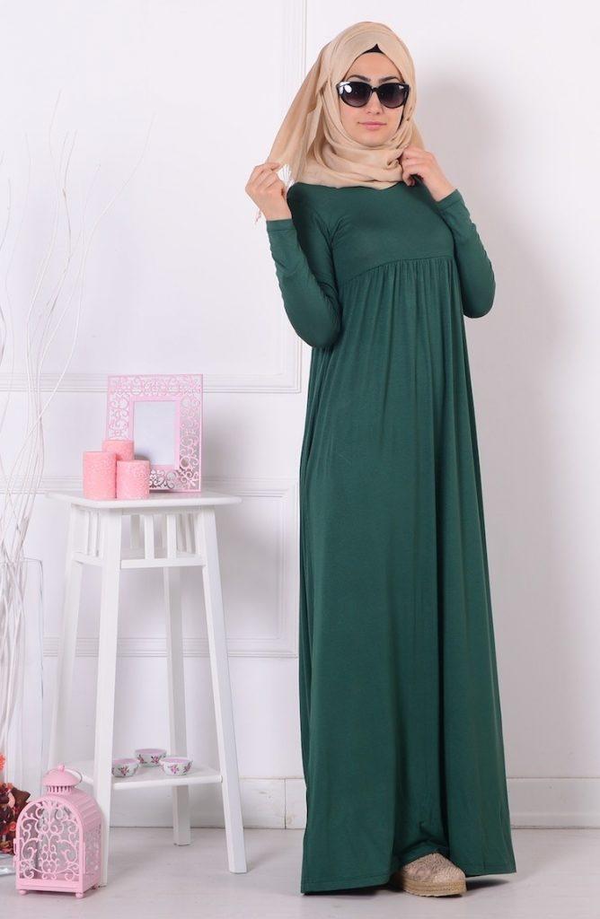 Tesettur Hamile Abiye Elbise Modelleri 3 668x1024 - Tesettür Hamile Abiye Elbise Modelleri