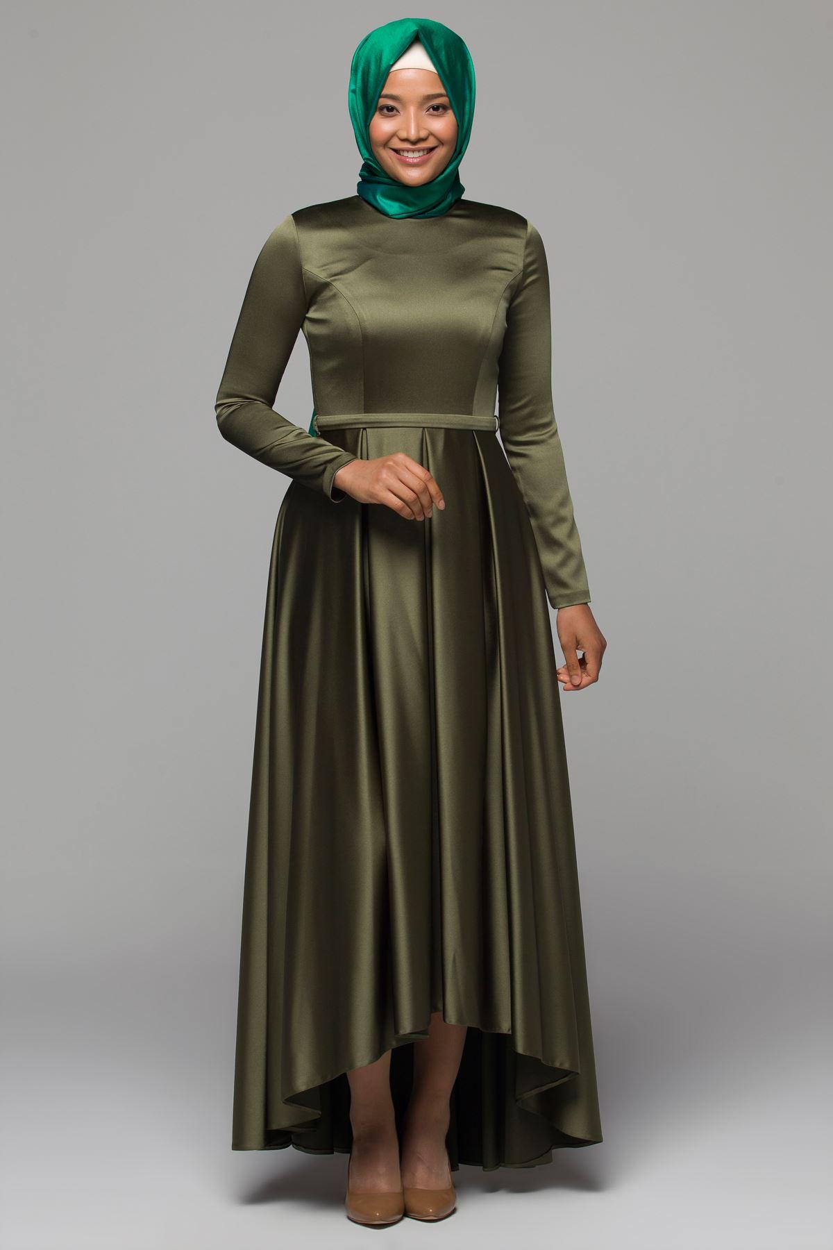 2018 Armine Tesettur Abiye Elbise Modelleri 1