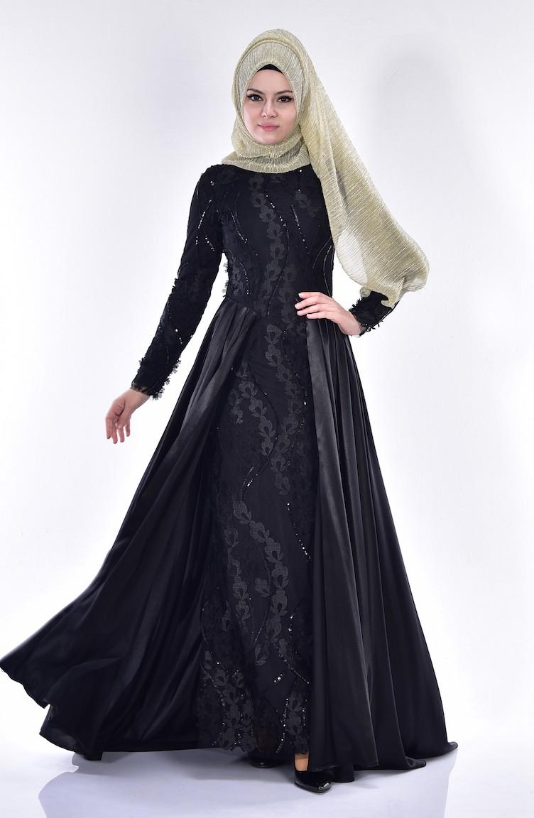 2018 Sefamerve.com Tesettur Abiye Elbise Modelleri 5