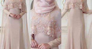 2018 Tesettur Sunnet Annesi Abiye Elbise Modelleri 9 1