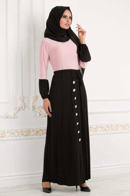 2018 Trendyol.com Tesettur Abiye Elbise Modelleri 1 - 2018 Trendyol.com Tesettür Abiye Elbise Modelleri