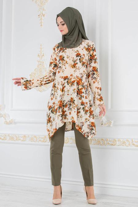 2018 Trendyol.com Tesettur Abiye Elbise Modelleri 5 - 2018 Trendyol.com Tesettür Abiye Elbise Modelleri