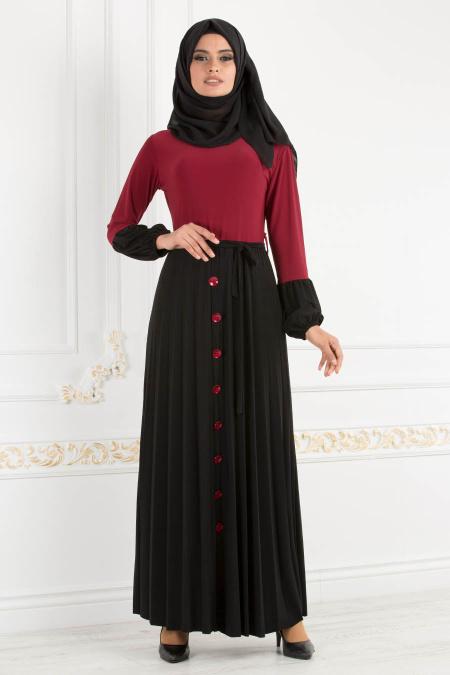 2018 Trendyol.com Tesettur Abiye Elbise Modelleri - 2018 Trendyol.com Tesettür Abiye Elbise Modelleri