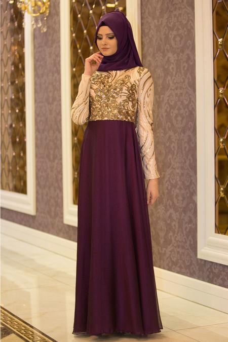 En Guzel Patirti.Com Tesettur Abiye Elbise Modelleri-murdum-tesettur-abiye-elbise