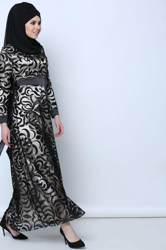 En Sik Tozlu.com Tesettur Abiye Elbise Modelleri 1