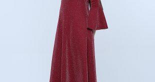 En Sik Tozlu.com Tesettur Abiye Elbise Modelleri 4