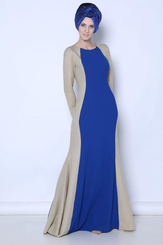 En Sik Tozlu.com Tesettur Abiye Elbise Modelleri
