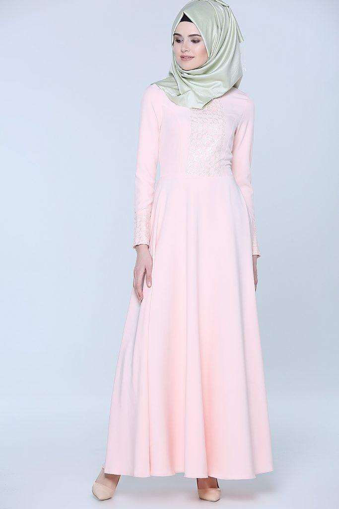 En Sik Tozlu.com Tesettur Abiye Elbise Modelleri 8