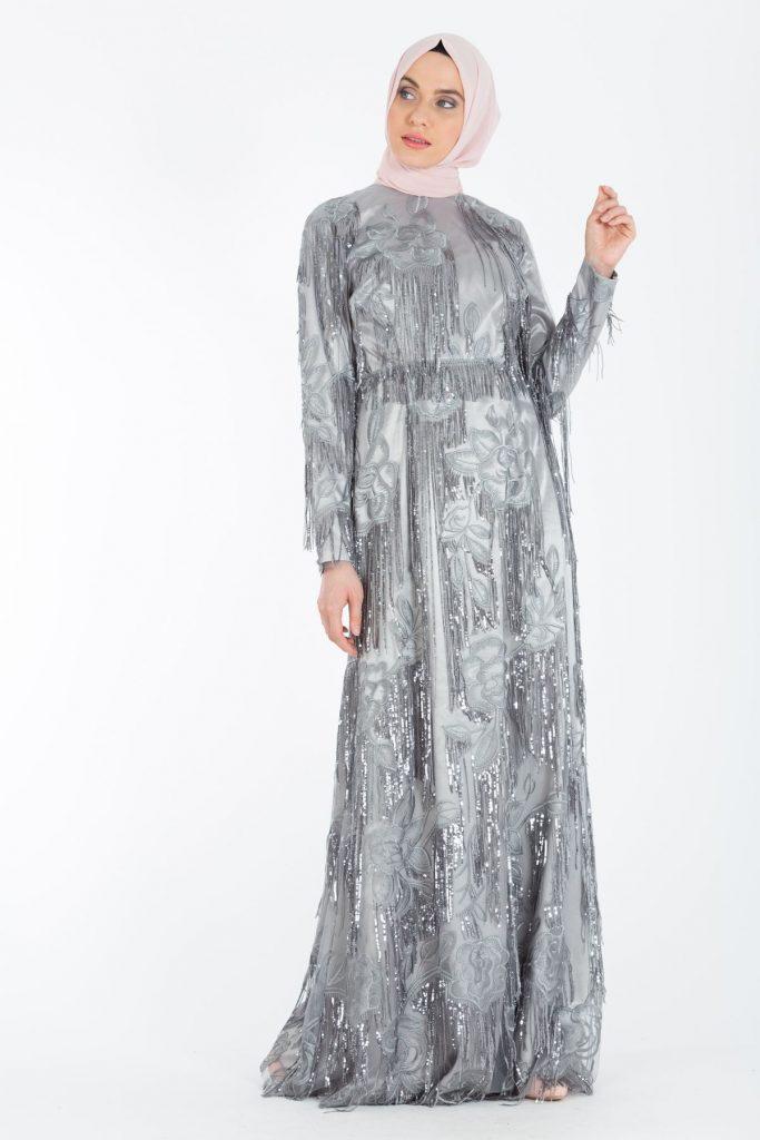 En Ucuz Armine Tesettur Abiye Elbise Modelleri 1