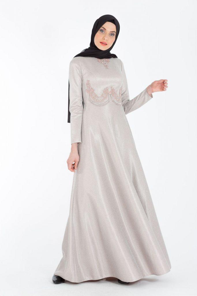 En Ucuz Armine Tesettur Abiye Elbise Modelleri 5