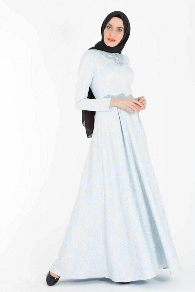 En Ucuz Armine Tesettur Abiye Elbise Modelleri 6