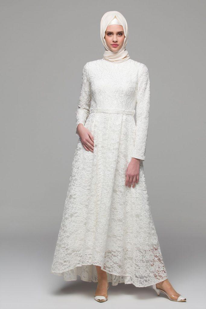 En Ucuz Armine Tesettur Abiye Elbise Modelleri 8