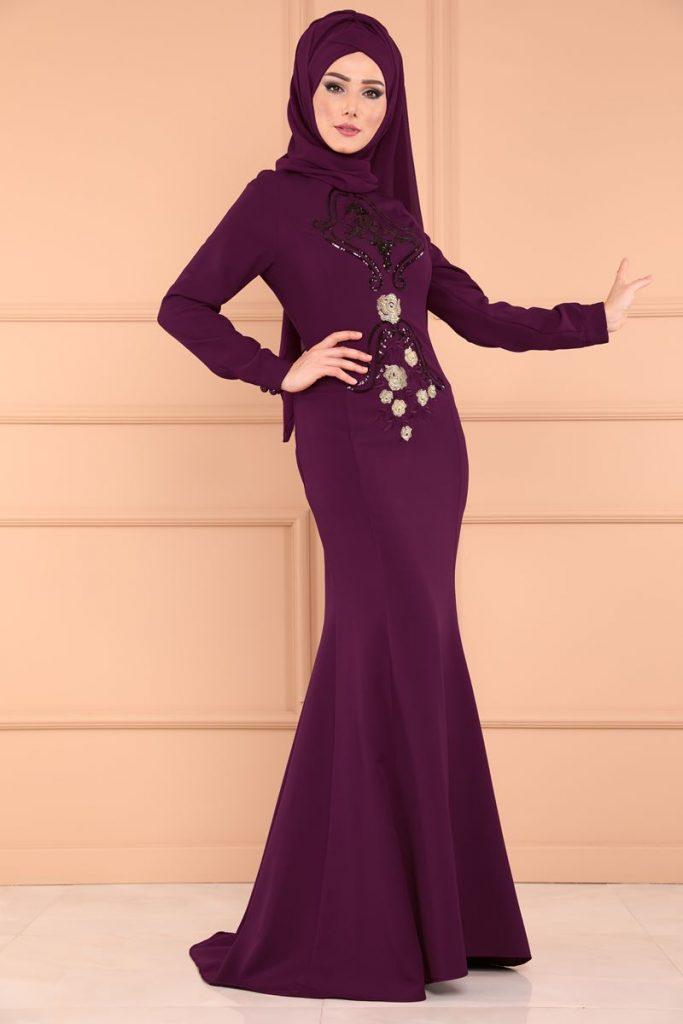 Gittigidiyor.Com Tesettur Abiye Elbise Modelleri 8 683x1024 - Gittigidiyor.Com Tesettür Abiye Elbise Modelleri