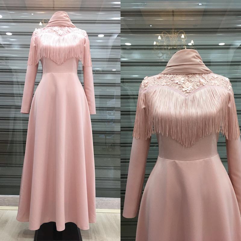 Instagram Tesettur Abiye Elbise Modelleri 1