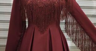 Instagram Tesettur Abiye Elbise Modelleri 2