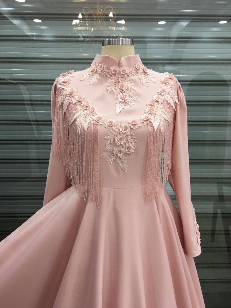 Instagram Tesettur Abiye Elbise Modelleri 3