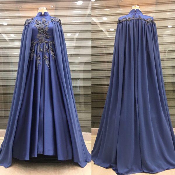 Instagram Tesettur Abiye Elbise Modelleri 6