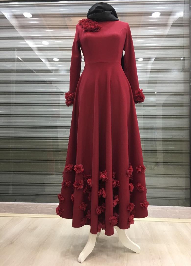 Instagram Tesettur Abiye Elbise Modelleri