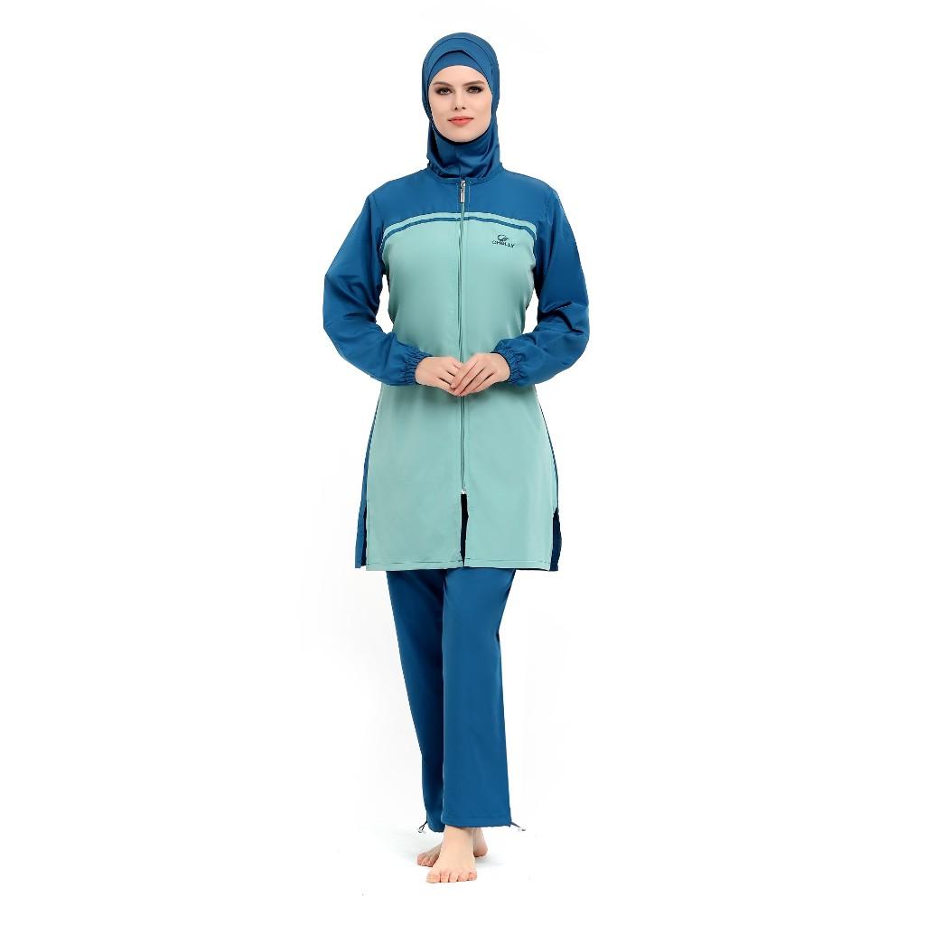 N11.com Tesettur Mayo Hasema Modelleri-dokuma-bayan-uzunkol