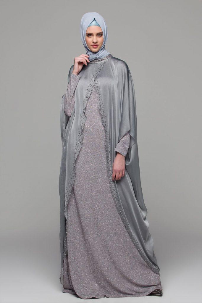 En Guzel Armine Tesettur Abiye Elbise Modelleri 6