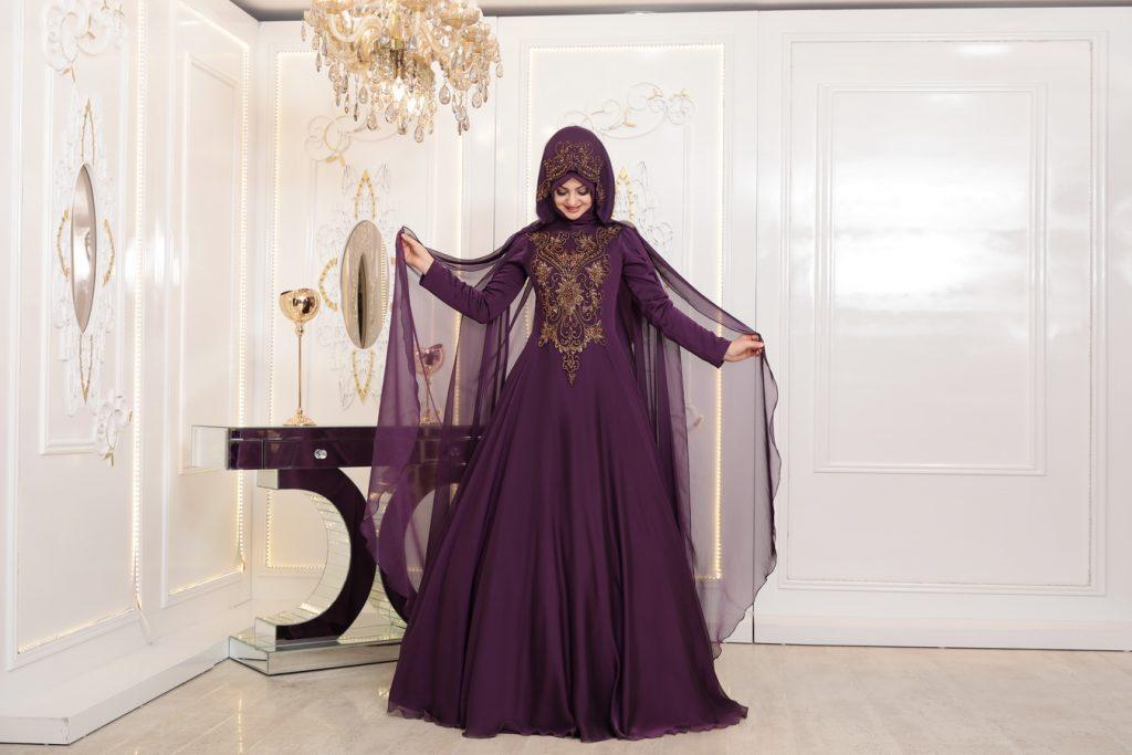 Tesetturlu Sade ve Sik Soz Nisan Abiye Elbise Modelleri 12 1024x683 - Tesettürlü Sade ve Şık Söz - Nişan Abiye Elbise Modelleri