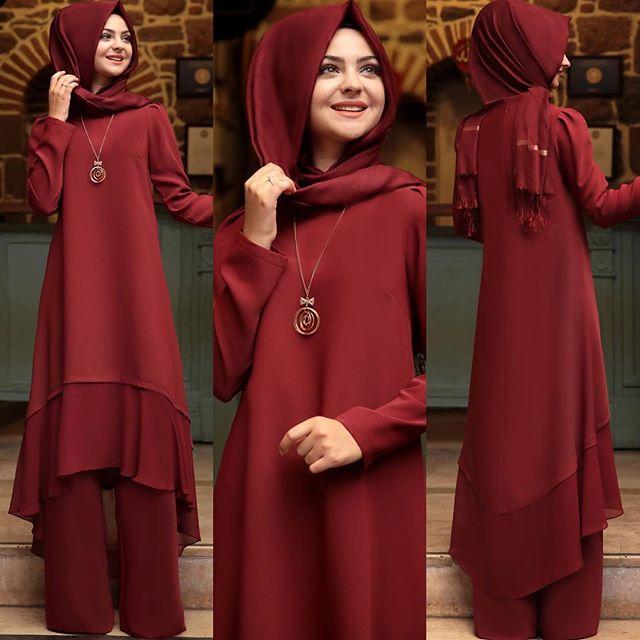Tesetturlu Sade ve Sik Soz Nisan Abiye Elbise Modelleri 9 - Tesettürlü Sade ve Şık Söz - Nişan Abiye Elbise Modelleri