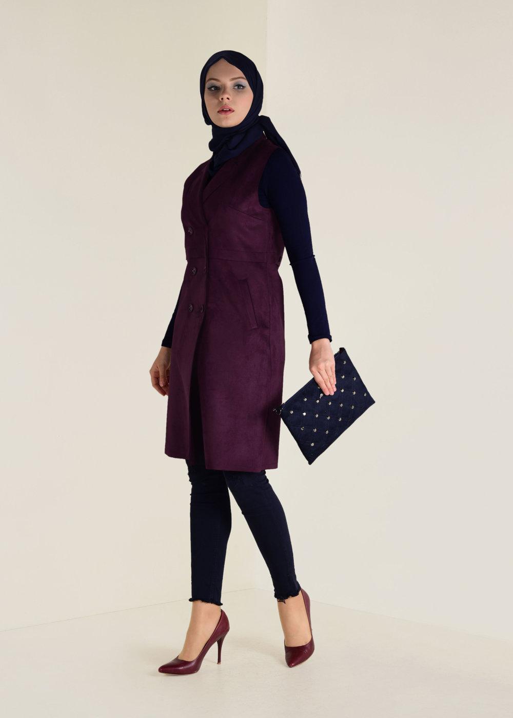 2018 Son Bahar Tesettur Giyim Trendi-2li-jile