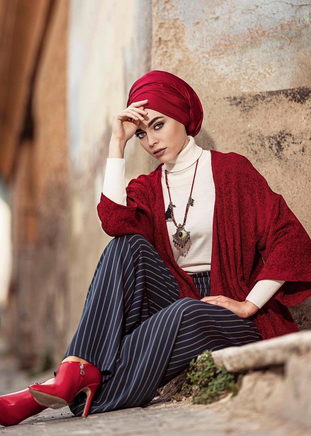Avrupada Tesettur Giyim Modelleri 1
