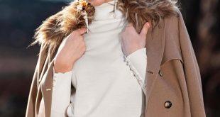 Avrupada Tesettur Giyim Modelleri manto
