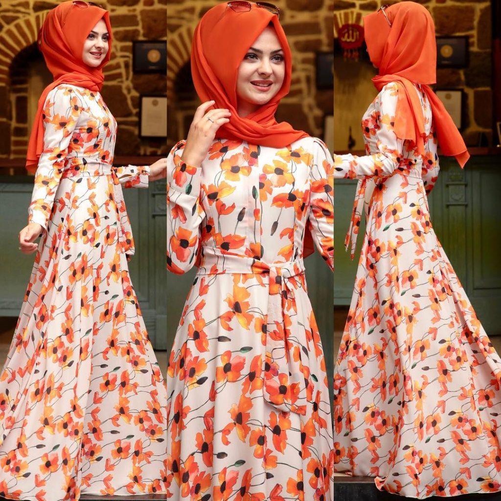 Avrupaya Ucretsiz Kargo Pinar Sems Elbise 2
