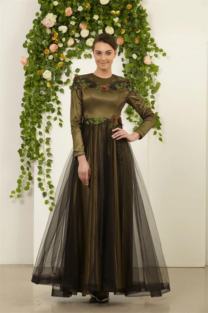 Modanisa Yeni Sezon Abiye Elbise Modeleri 1