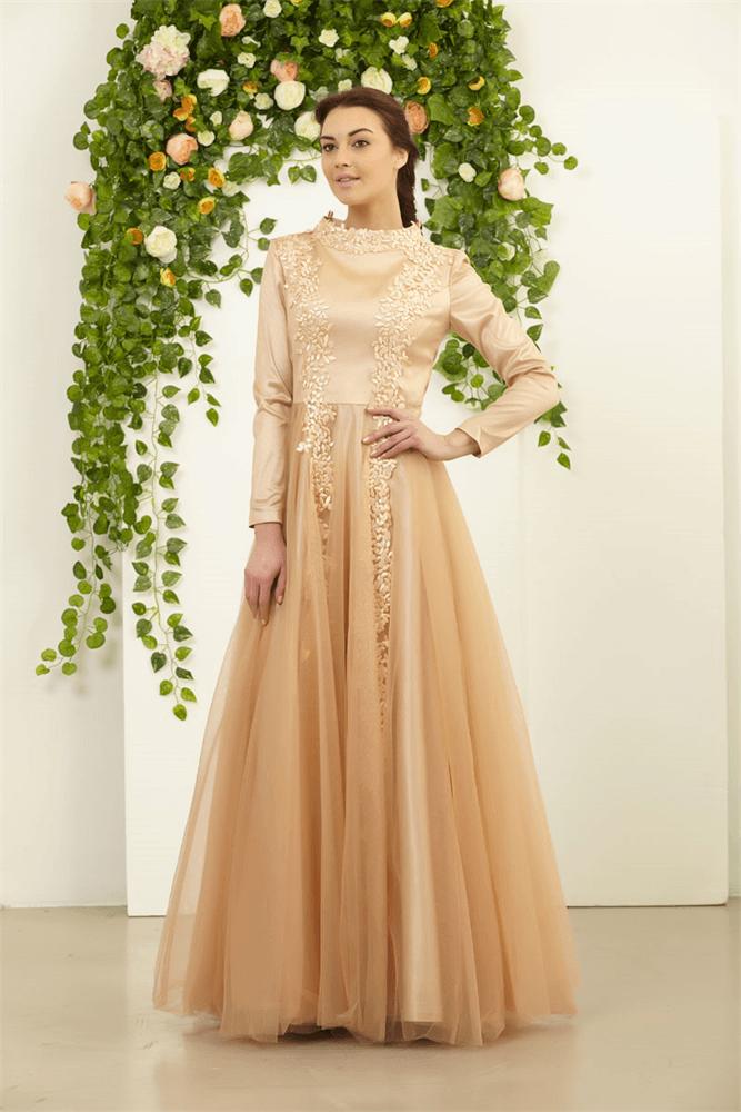 Modanisa Yeni Sezon Abiye Elbise Modeleri