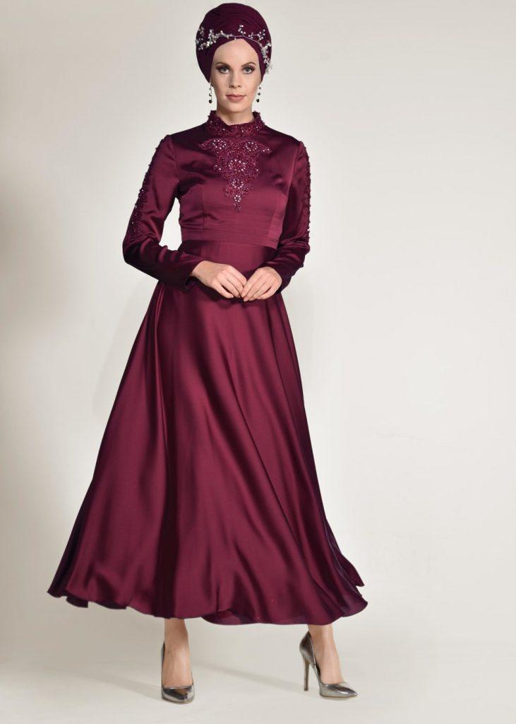Tesettur Giyimde Almanya Online Shop-abiye-elbise