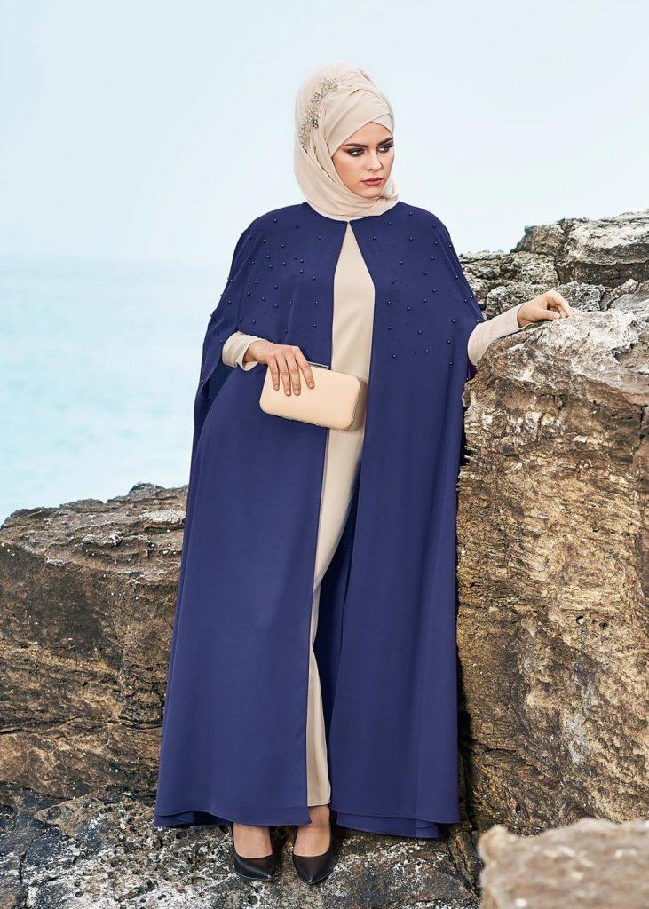 Tesettur Giyimde Almanya Online Shop-esinti-2li-elbiseli-takim