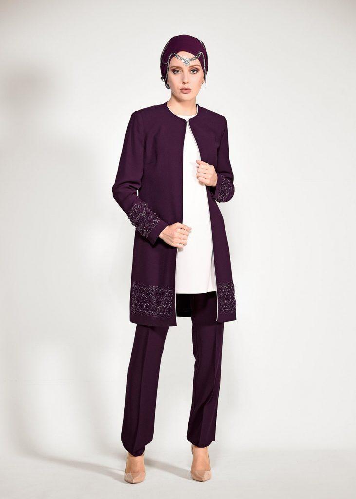 Tesettur Giyimde Almanya Online Shop-maral-3lu-panttakim (2)