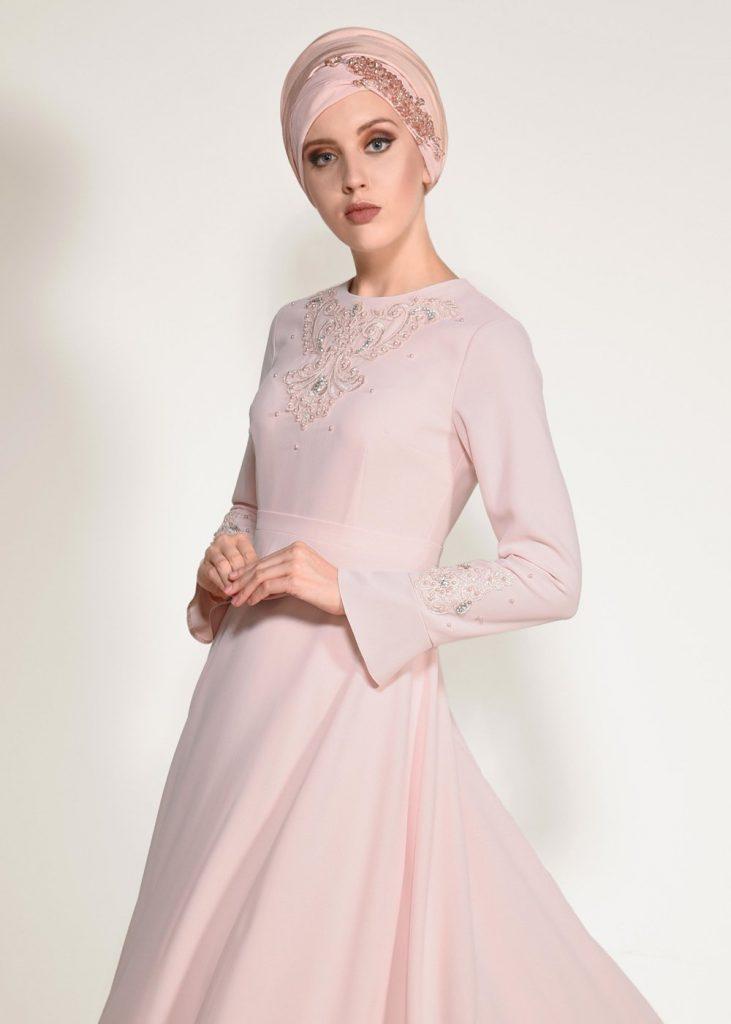Tesettur Giyimde Almanya Online Shop-melli-elbise-