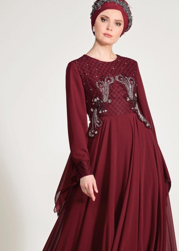 Tesettur Giyimde Almanya Online Shop-new-multi-sifon-abiye-elbise