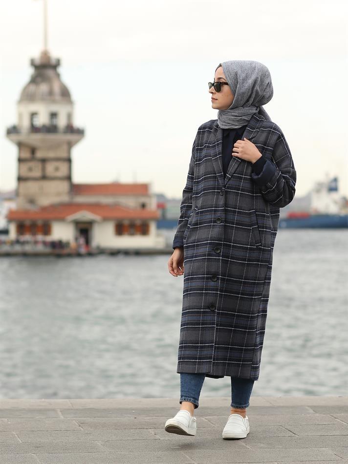 2019 Kış Mevsimine Özel En İyi Tesettür Giyim Palto ve Kaban Önerileri 1 - 2019 Kış Mevsimine Özel En İyi Tesettür Giyim Palto ve Kaban Önerileri