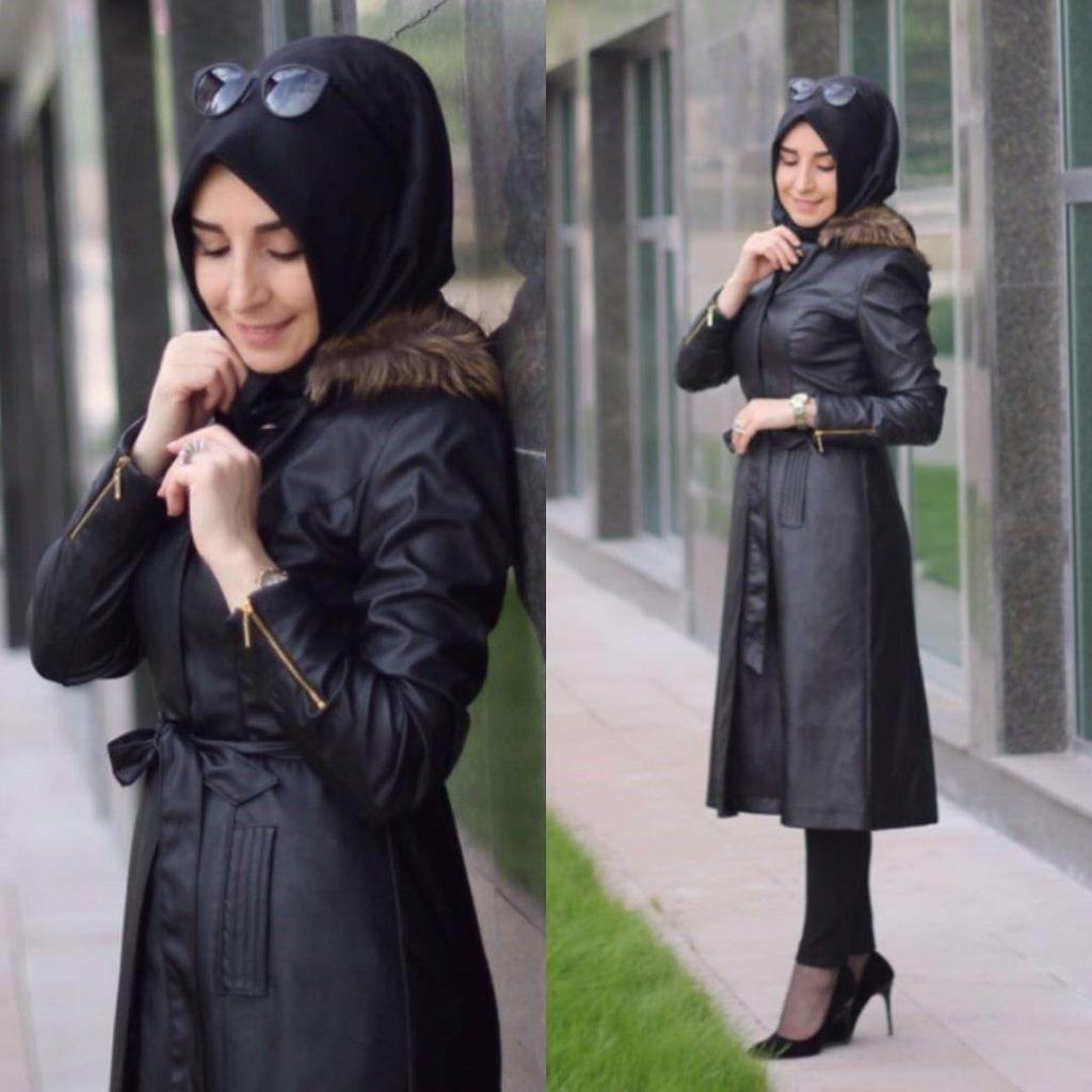 2019 Kış Mevsimine Özel En İyi Tesettür Giyim Palto ve Kaban Önerileri 9 1024x1024 - 2019 Kış Mevsimine Özel En İyi Tesettür Giyim Palto ve Kaban Önerileri