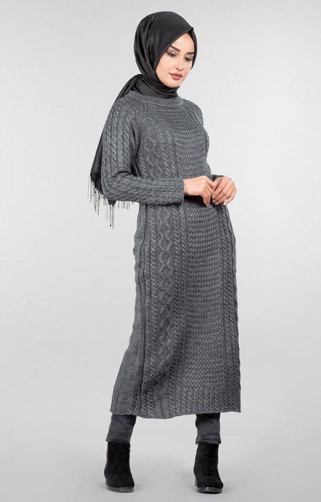 Tesettür Giyimin Kurtarıcısı Kazak Tunikler 12 655x1024 - Tesettür Giyimin Kurtarıcısı Kazak Tunikler