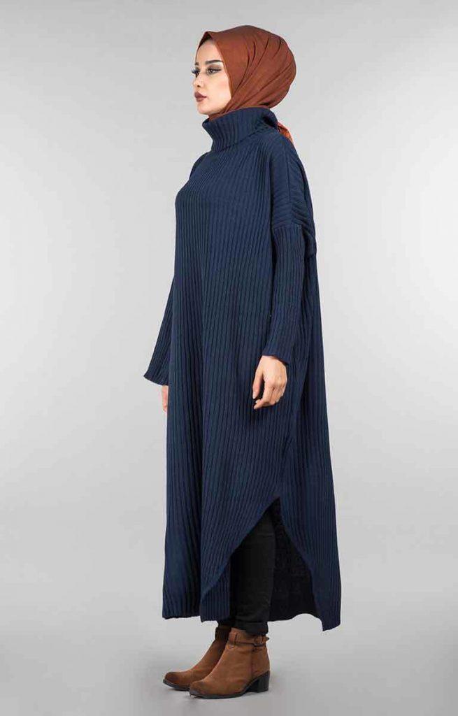 Tesettür Giyimin Kurtarıcısı Kazak Tunikler 15 655x1024 - Tesettür Giyimin Kurtarıcısı Kazak Tunikler
