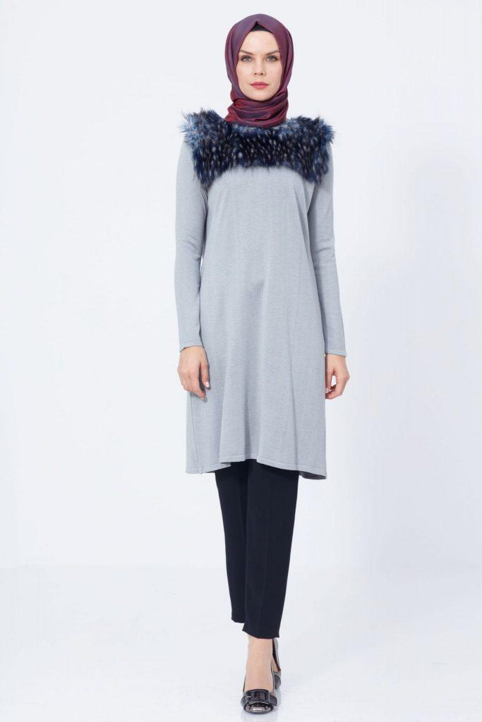 Tesettür Giyimin Kurtarıcısı Kazak Tunikler 18 683x1024 - Tesettür Giyimin Kurtarıcısı Kazak Tunikler