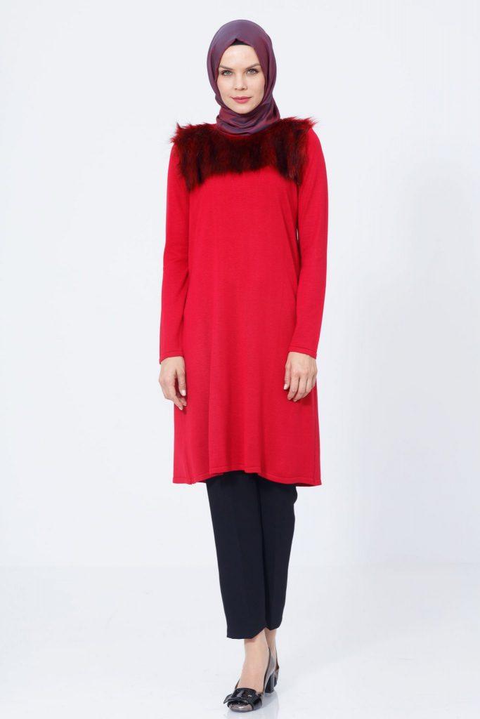 Tesettür Giyimin Kurtarıcısı Kazak Tunikler 21 683x1024 - Tesettür Giyimin Kurtarıcısı Kazak Tunikler