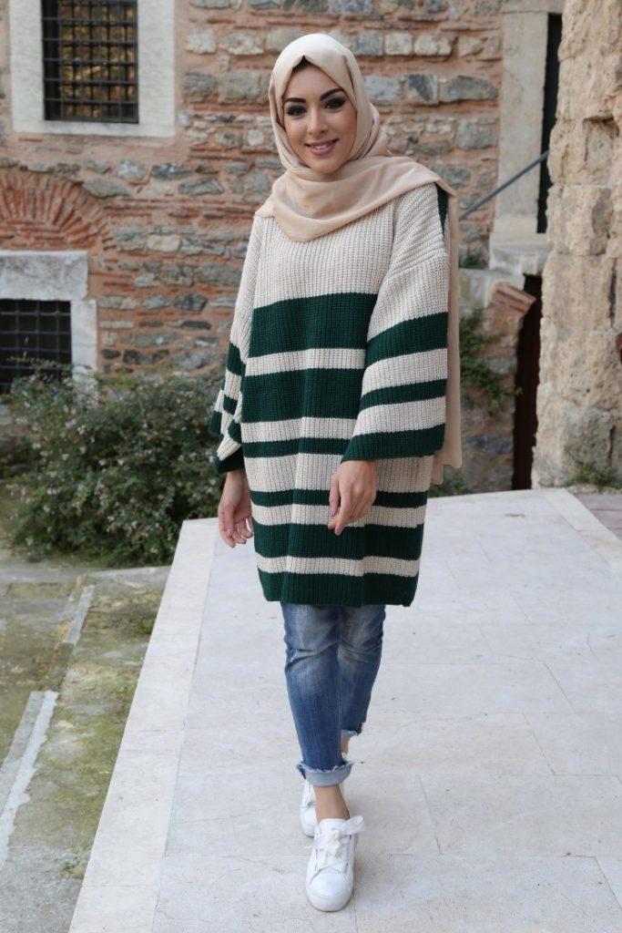 Tesettür Giyimin Kurtarıcısı Kazak Tunikler 4 683x1024 - Tesettür Giyimin Kurtarıcısı Kazak Tunikler