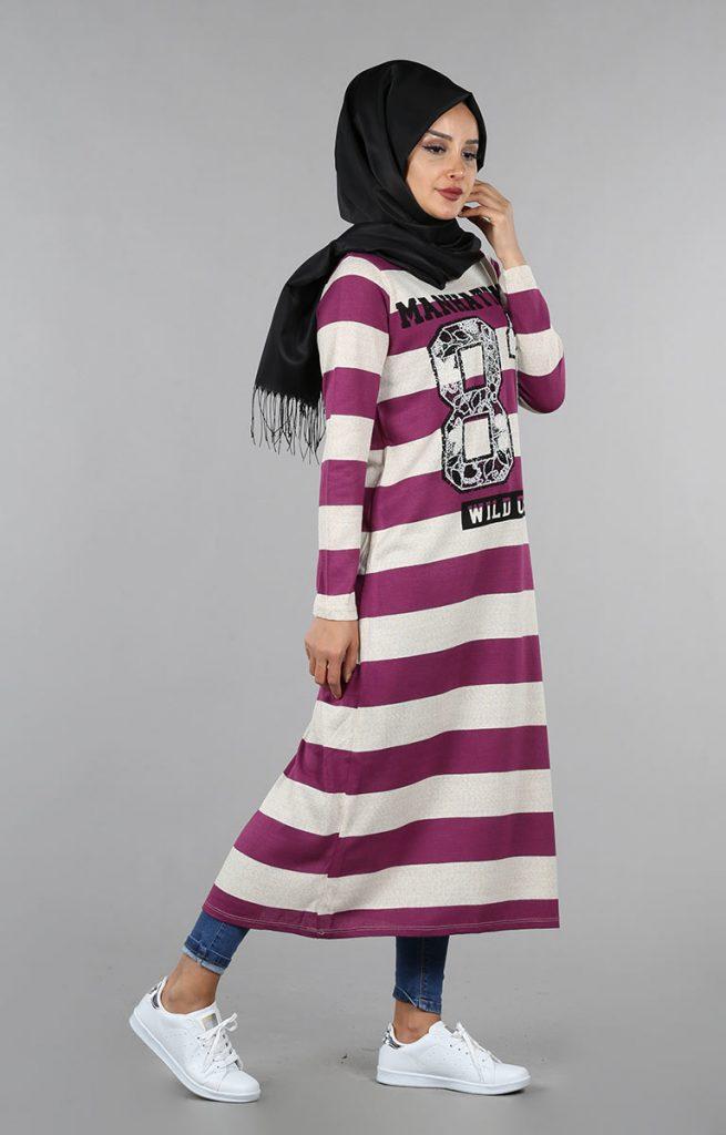 Tesettür Giyimin Kurtarıcısı Kazak Tunikler 9 1 655x1024 - Tesettür Giyimin Kurtarıcısı Kazak Tunikler