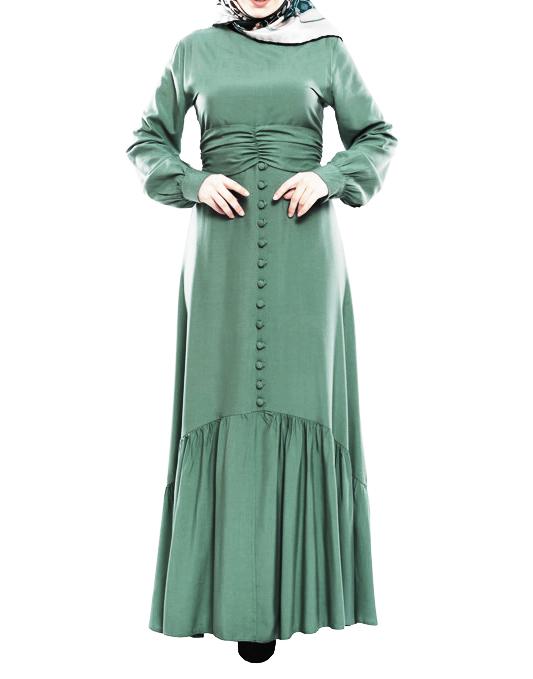 firfirli elbise çeşitleri