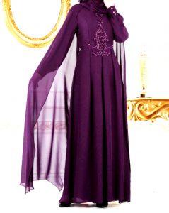 koyu renk elbise
